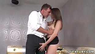 sexy zadok dievča porno