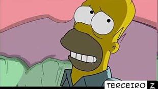 vapaa Simpsons sarja kuva porno